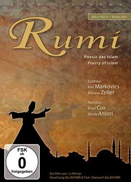 Houchang Allahyari: DVD RUMI - Poesie des Islam