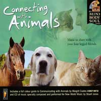 Mind Body Soul Series Stuart) (Jones - CD - Connecting with Animals