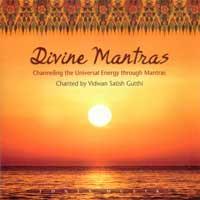 Vidwan Gutthi Satish - CD - Divine Mantras (2CDs)