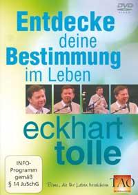 Eckhart Tolle - CD - Entdecke deine Bestimmung im Leben