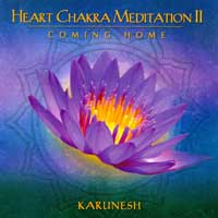 Karunesh - CD - Heart Chakra Meditation Vol. 2