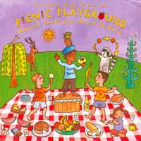 Putumayo Presents - CD - Picnic Playground