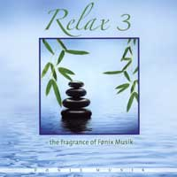 Sampler (Fönix Music) - CD - Relax 3 -The Fragrance of Fönix Music