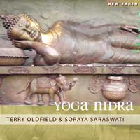 Terry Oldfield & Soraya Saraswati - CD - Yoga Nidra