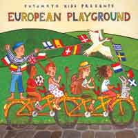 Putumayo Presents - CD - European Playground