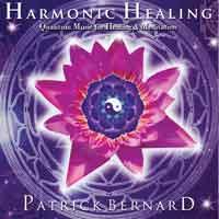 Patrick Bernard  CD Harmonic Healing