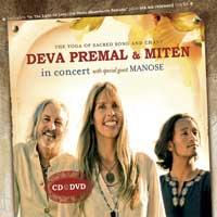 Deva Premal & Miten: CD In Concert (CD DVD)
