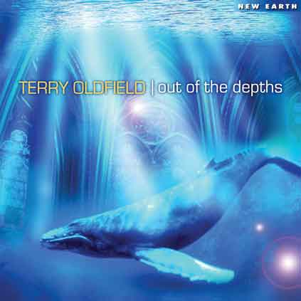 Terry Oldfield - CD - Out of the Depth