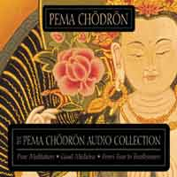 Pema Chödrön: CD The Pema Chodron Audio Collection (6CDs)
