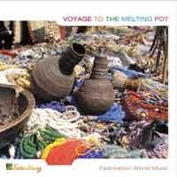 Sampler (Erdenklang) - CD - Voyage to the Melting Pot