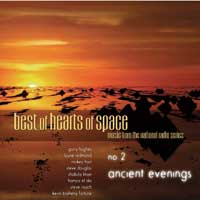 Sampler (Hearts of Space): CD Best of Hearts of Space no. 2 -  Ancient Evenings