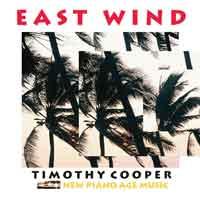 Timothy Cooper - CD - East Wind