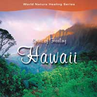 Stephen Jones & Bryan Kessler: CD Spirit of Healing Hawaii
