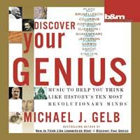 Michael Gelb J. - CD - Discover your Genius