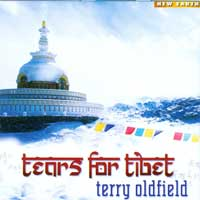 Terry Oldfield: CD Tears for Tibet