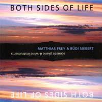 Büdi Siebert & Matthias Frey: CD Both Sides of Life (2CDs)