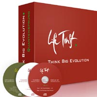 Veit Lindau: CD Think Big Evolution (15 CDs   Buch 370 Seiten)