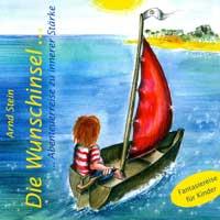 Arnd Stein - CD - Die Wunschinsel