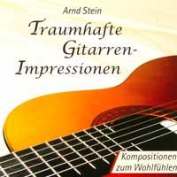 Arnd Stein  CD Traumhafte Gitarren Impressionen