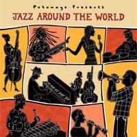 Putumayo Presents - CD - Jazz Around the World