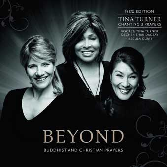 Tina Turner & R. Curti & Shak-Dagsay  Beyond (New Edition)  CD Image