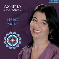 Ashima - CD - Heart Sutra