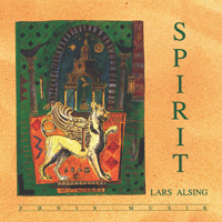 Lars Alsing: CD Spirit