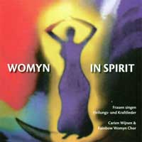 Carien Wijnen: CD Womyn in Spirit