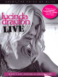 Lucinda Drayton - CD - Lucinda Drayton Live (DVD CD)