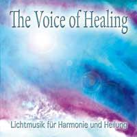 Jost Pogrzeba & Barbara Schilling: CD The Voice of Healing