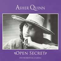 Asher Quinn (Asha): CD Open Secret