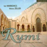 Karl Markovics & Bibiana Zeller: CD Rumi - Poesie des Herzens