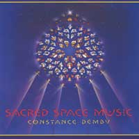 Constance Demby: CD Sacred Space Music