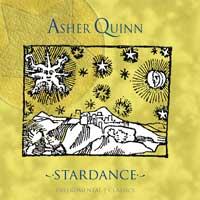 Asher Quinn (Asha) - CD - Stardance