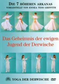 Elena Griffith Tess - CD - Das Geheimnis der ewigen Jugend der Derwische (DVD)