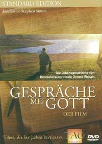 Neale Walsch Donald (Regie: Stephen Simon)  Gespräche mit Gott  CD Image