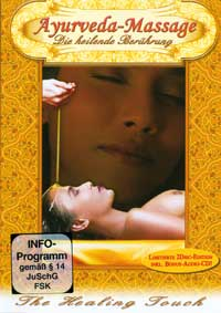 Simon Busch & Dirk Liesenfeld: DVD Ayurveda Massage (DVD & CD)