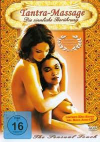 Simon Busch & Dirk Liesenfeld: DVD Tantra Massage (DVD & CD)