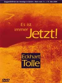 Eckhart Tolle - CD - Es ist immer JETZT (2DVDs)
