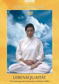 Dechen Shak-Dagsay - CD - Lebensqualität - Tibetische Meditation 2