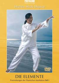Dechen Shak-Dagsay: DVD Die Elemente - Tibetische Meditation 1