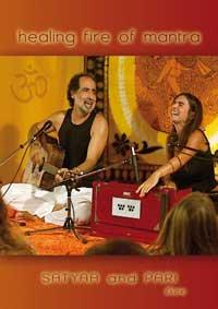 Satyaa & Pari - CD - Healing Fire of Mantra