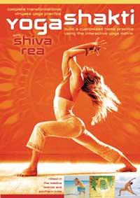 Shiva Rea: DVD Yoga Shakti (2DVDs)