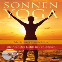 Marianne Scherer Vidya / Satyaa & Pari: CD Sonnen Yoga (Buch mit CD)