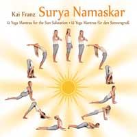 Kai Franz  CD Surya Namaskar