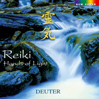 Deuter: CD Reiki - Hands of Light