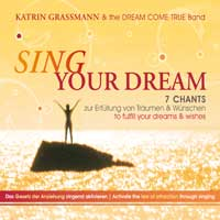 Katrin Grassmann: CD Sing Your Dream