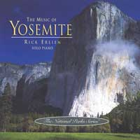 Rick Erlien - CD - Music of Yosemite