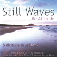 Be-Attitude & Darling Susannah Khan - CD - Still Wave