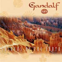 Gandalf: CD Colours of the Earth